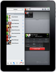 Mobility 8 iPad - Call Multi Party